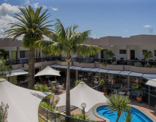Rockpool Motor Inn South West Rocks received funding for new air-conditioning.